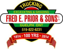 FRED E. PRIOR & SONS
